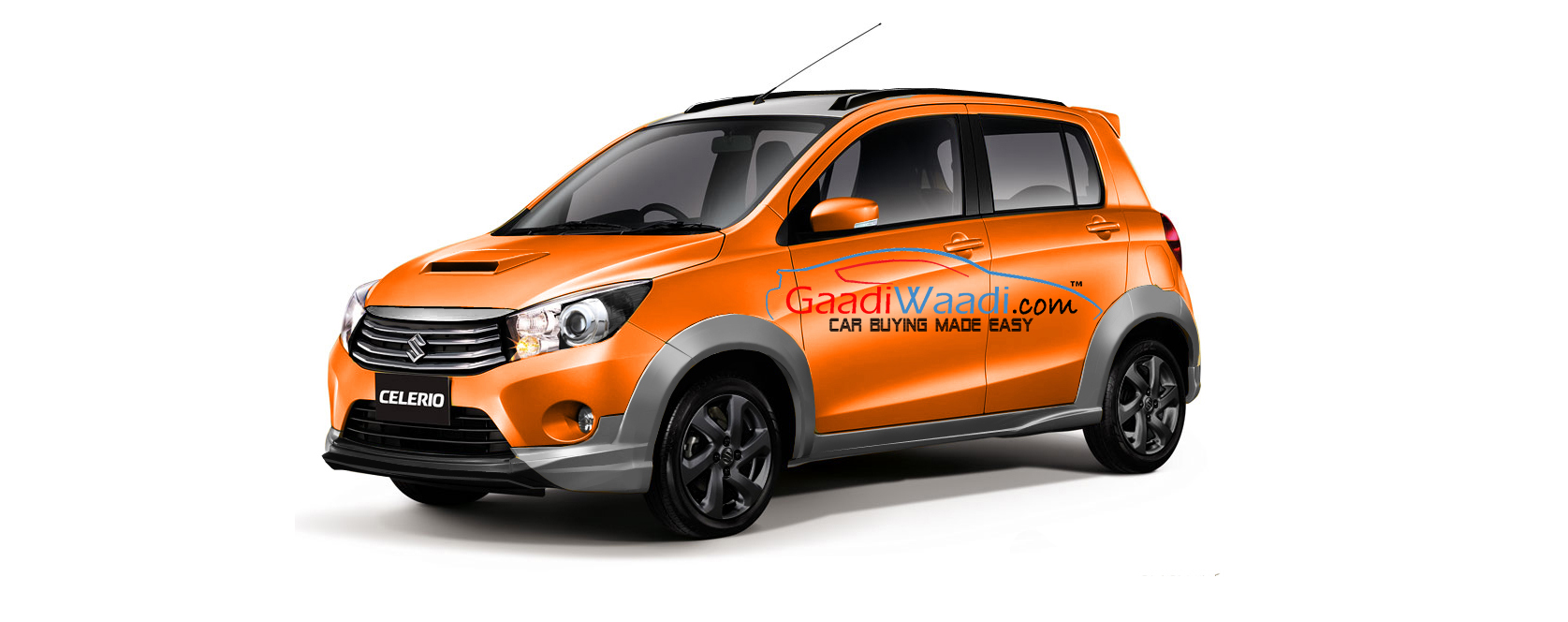 Maruti Celerio X Celerio Cross India Launch Date Price