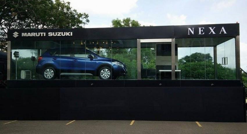 Maruti Suzuki Nexa ExperienceShowroom