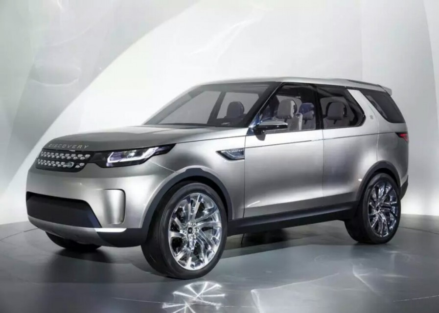 Land Rover Discovery Vision Concept 2