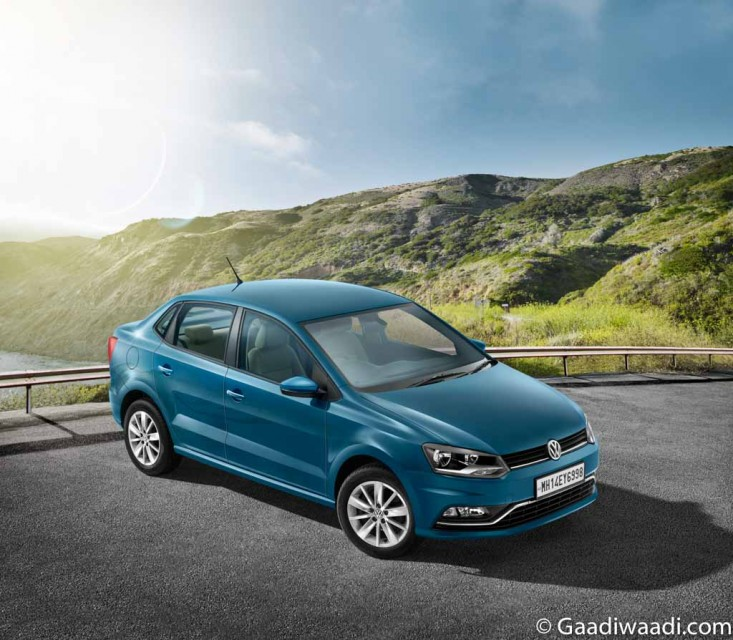 Volkswagen AMEO INDIA-13