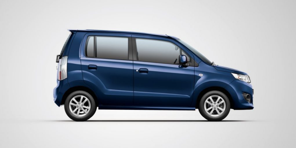 2017 Maruti Suzuki WagonR VXi+ Launched in India 1